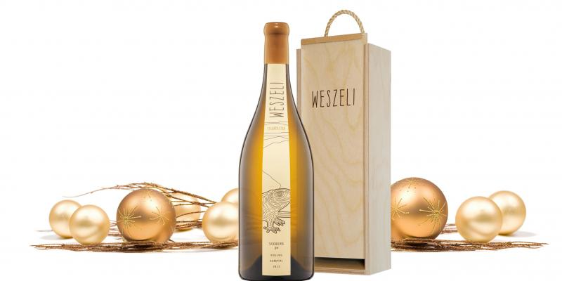 Our exclusive Magnums in the wooden-box are the ideal Christmas gift